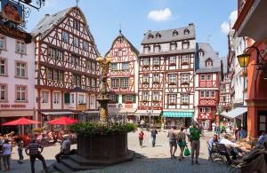 Marktplatz Bernkastel